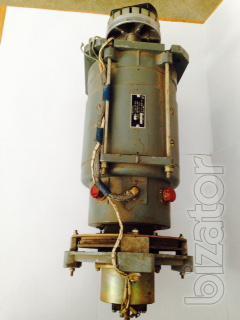 DC motor KDP-O