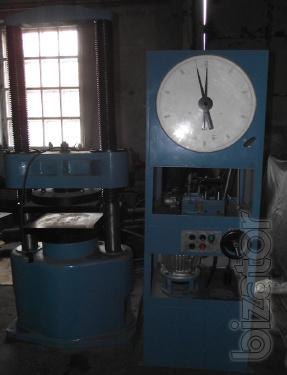 Sale, repair, modernization discontinuous machines and testing equipment