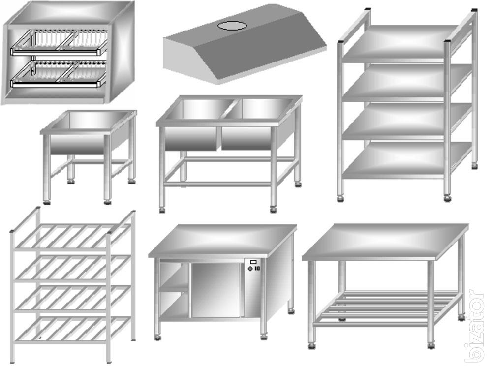 Neutral Equipment Stainless Steel Furniture Credit Buy On