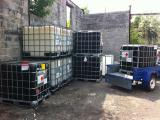 Buy the pallet containers plastic b/1000,800,640 l Capacity food waste and technical b/y
