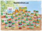 "Baby food wholesale and retail - online-store ""Kashkin House"" PRMNSTR005"