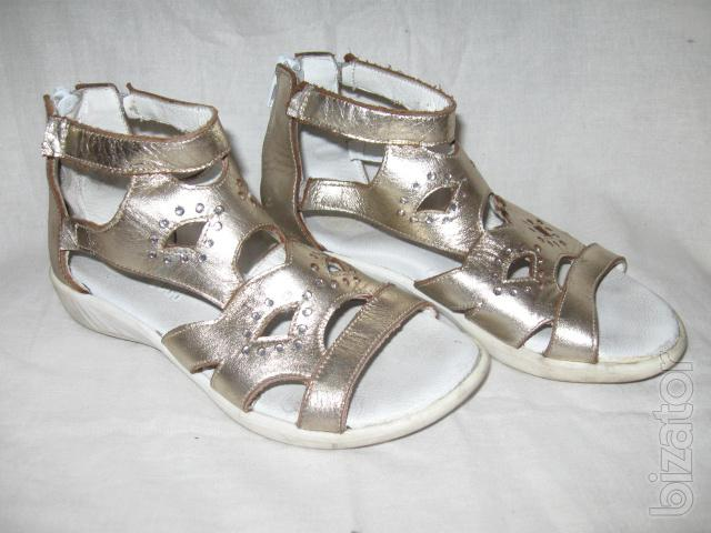 Chic sandals for your Princess
