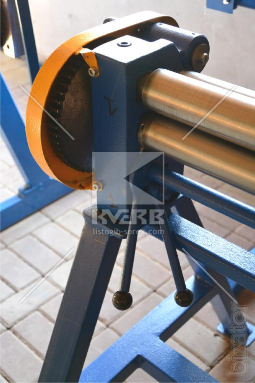 Rolling Machine Three Roll Rollers Ways 1300 Zw Buy On