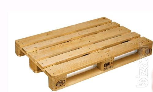 Sell used pallets at reasonable prices