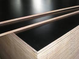 Laminated plywood for boat water-resistant birch h mm.