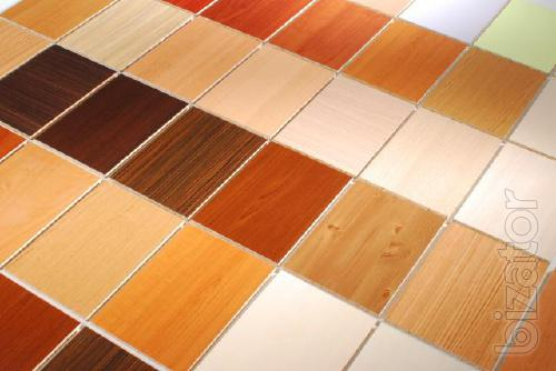 Laminated chipboard 16mm for interior partitions