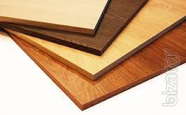 Laminated chipboard 16 mm, 18 mm office partitions