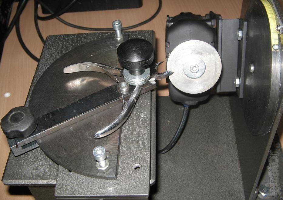 nipper sharpening machine price