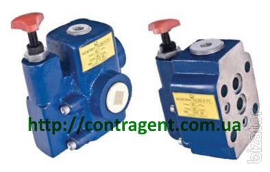 Safety valve (hydraulic valve) ITUC, ITUC - M 10, 20, 32, 40, 50