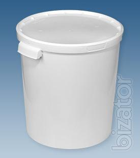 the food bucket with lid 33 litre