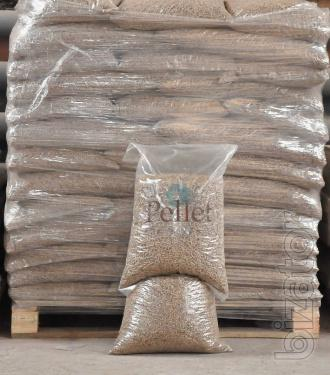 Bags for pellets
