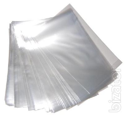 Shrink bags for packing