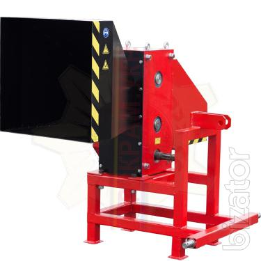 Sell crusher branches AM-120 for tractor