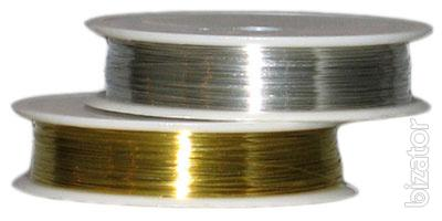 Wire knitting beading GOST 3282-74