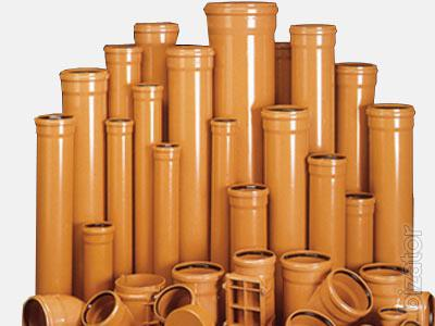 PVC pipe for outdoor Sewerage