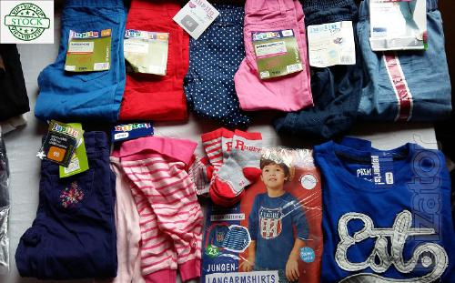 Stock clothes wholesale