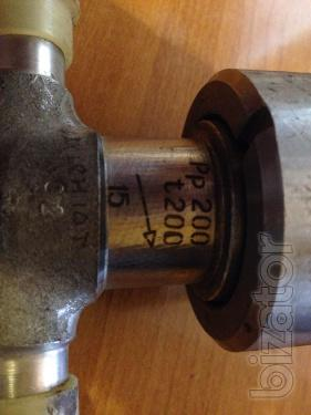 Valve bellows S-015 (article 08KH18N10T) Do.15, Ru.200