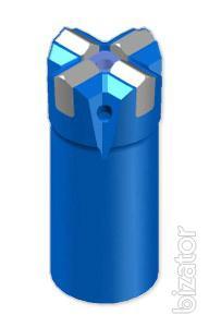 Cross drilling bits BKPM 40-25KM