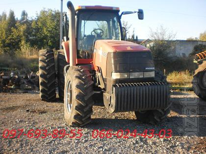 The tractor Case Magnum 285