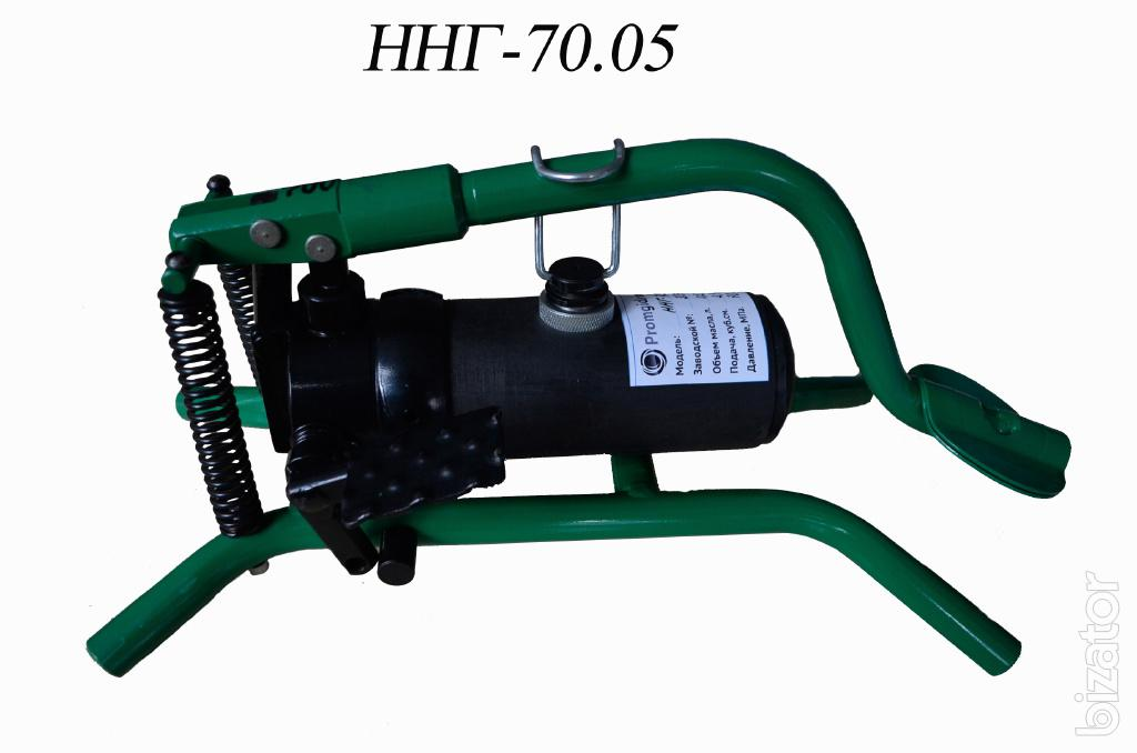 Hydraulic Lift Actuator : Pump of hydraulic station with foot actuator nis buy on