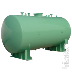 Horizontal and vertical tanks for petroleum products and LPG