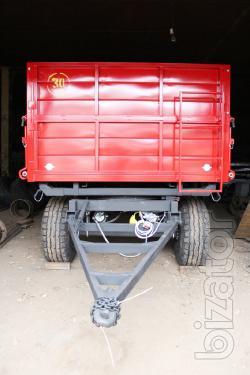 Прицеп тракторный самосвальный, зерновоз 2ПТС-4, 2ПТС-6