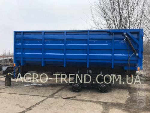 Прицеп тракторный зерновоз НТС-16, НТС-10,НТС-5, 2ПТС-9