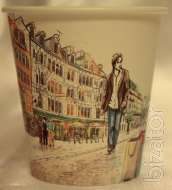 Sell paper cups of the Ukrainian production
