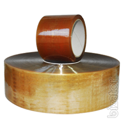 Tape for automatic packaging