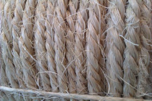 Sisal rope from 6mm