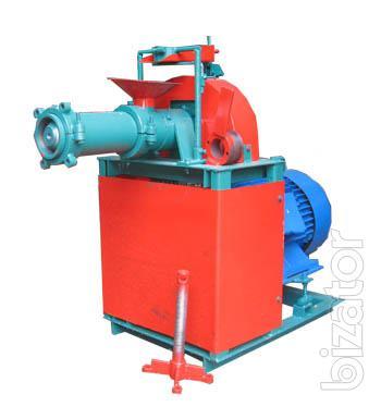 Гранулятор роликовые  80-1200 кг.