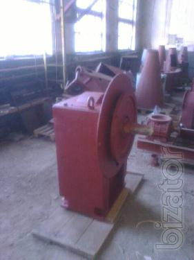 Spare parts for gearboxes presses granulators OGM 1.5
