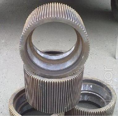 Shells for pellet mills ОГМ1.ОГМ0 5,8, production and sale