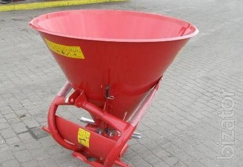 Fertilizer spreader MVU - 05 (metal)