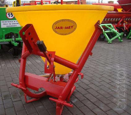 Fertilizer spreader MVU-05 (plastic)