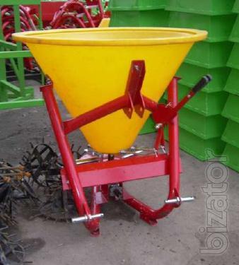 Fertilizer spreader MVU-05 (plastic)