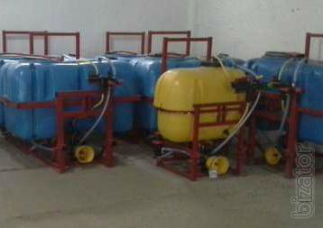 Sprayer BS - 600