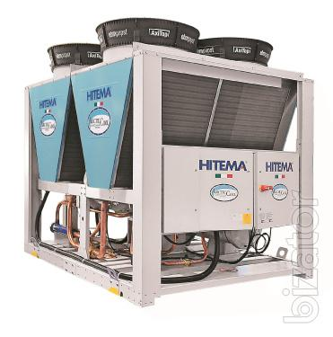 For hitema chiller scroll compressor