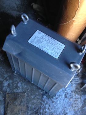 The splash-proof transformer TSZ-7,5/0,5