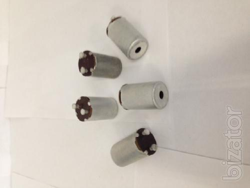 Starter motors 20C-127, 20C-127-2