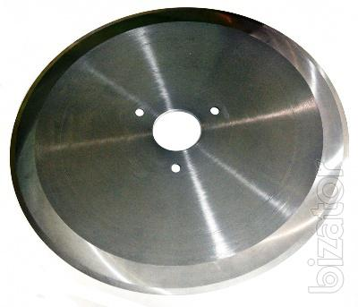 Disc blades stainless steel