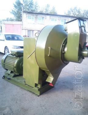 Granulator OGM 1.5.The production of fuel pellets up to 1200 kg/hour