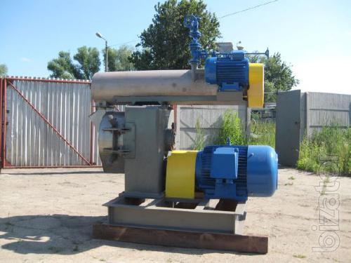 Granulator OGM 0, 8 capacity 400-600 kg/h