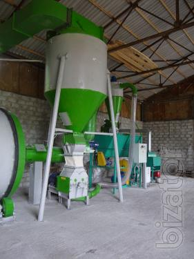 Belt Dryer for Sawdust, Pellets, Wood Chips and other Biomasses