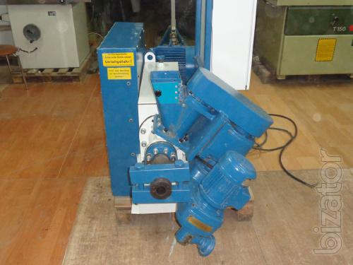 Spanex briquetting press (190kg/hour) Germany