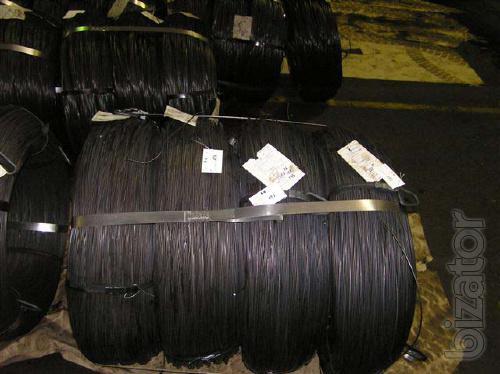 Annealed tie wire is 1.2 - 6.0 mm