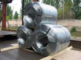 Galvanized steel wire soft and hard