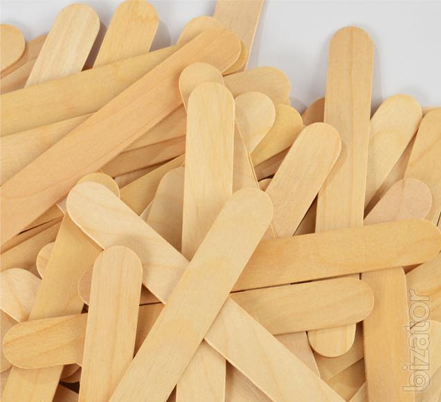 Sticks for ice cream