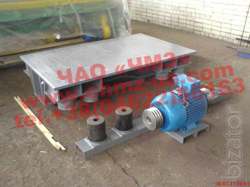The equipment for manufacture of concrete production Ukraine