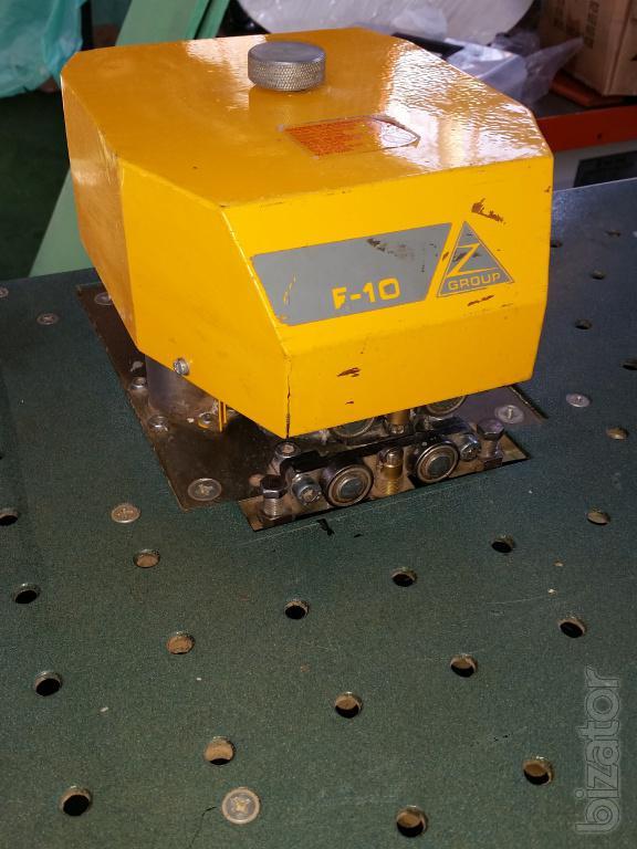 edge milling machine